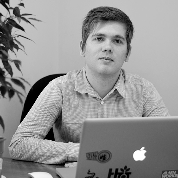 Igor Tudoran:iOS Developer
